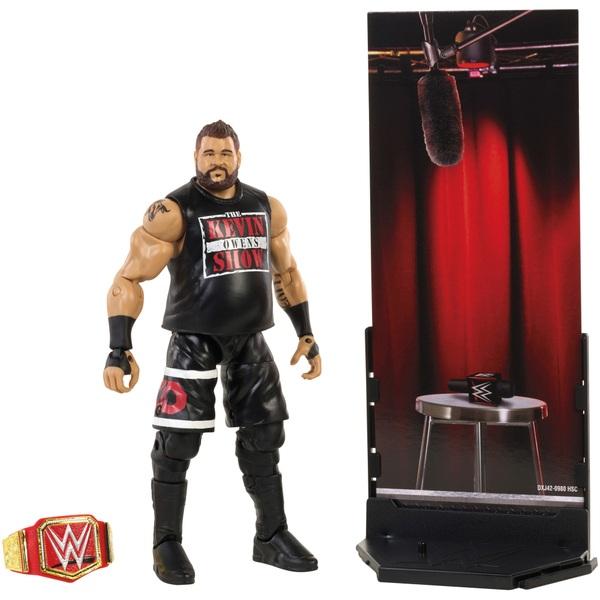 WWE Elite Series 53 Kevin Owens Figure