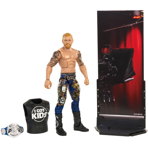 WWE Elite Series 53 Heath Slater Figure