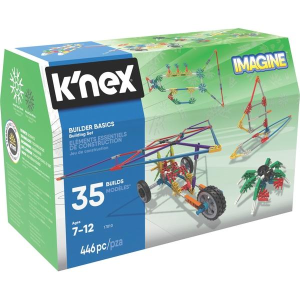K'NEX Builder Basic 35 Model Building Set