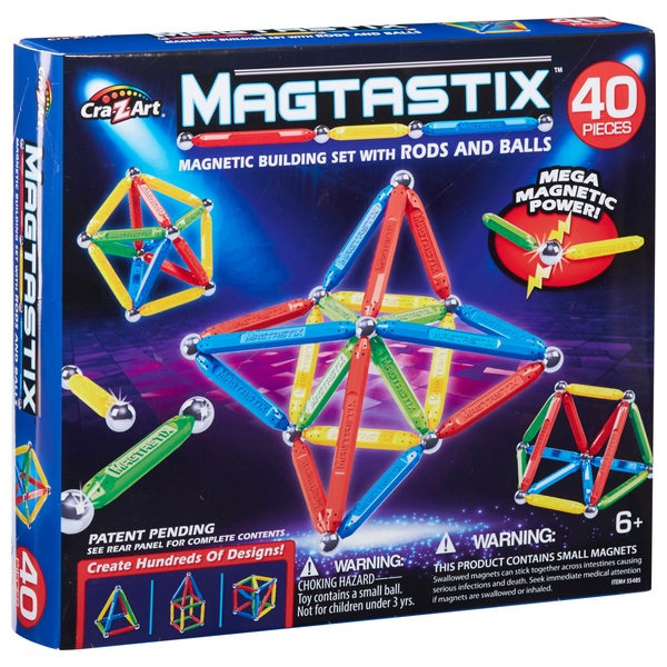 Magtastix 40 piece set