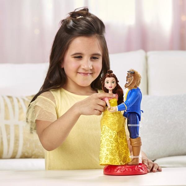 Disney Beauty and the Beast Enchanted Ballroom Reveal