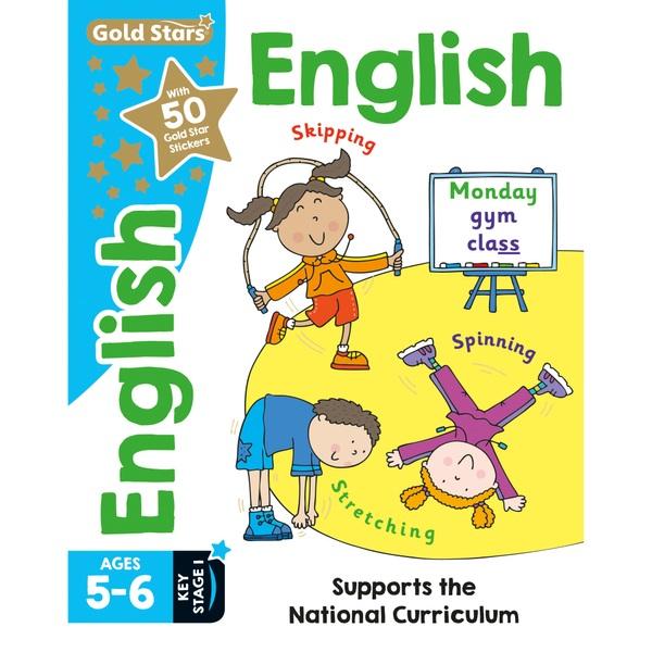 Gold Stars Workbook Assortment Age 5-7