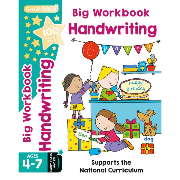 Gold Stars Workbook Big Workbook Assortment (2017)