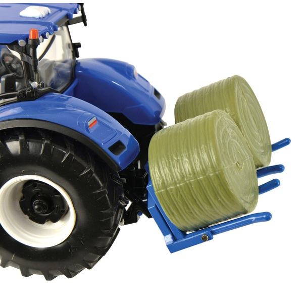 Britains 1:32 Double Bale Lifter