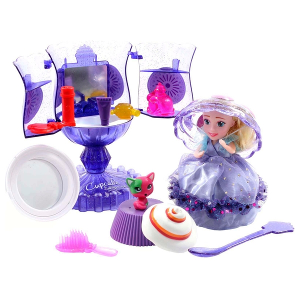 Cupcake Surprise Ice Cream Sundae Play Set