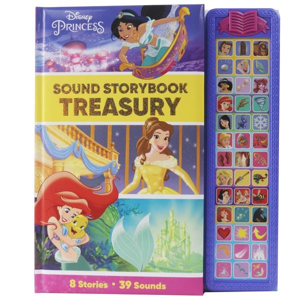 Disney Princess Bedtime Sound Storybook