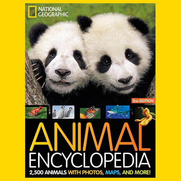 Nat Geo: Animal Encyclopedia