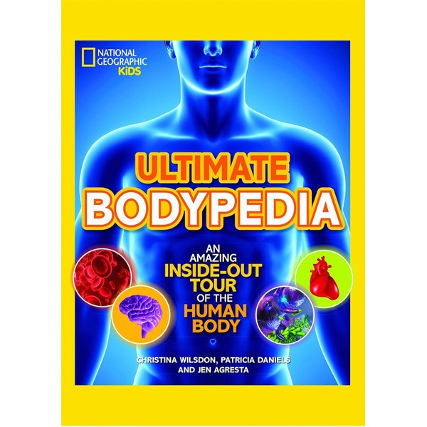 National Geographic Ultimate Bodypedia