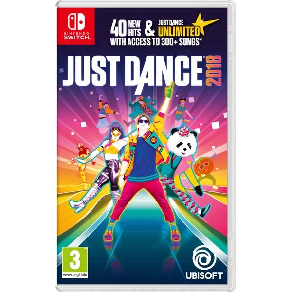 Just Dance Switch Nintendo Games