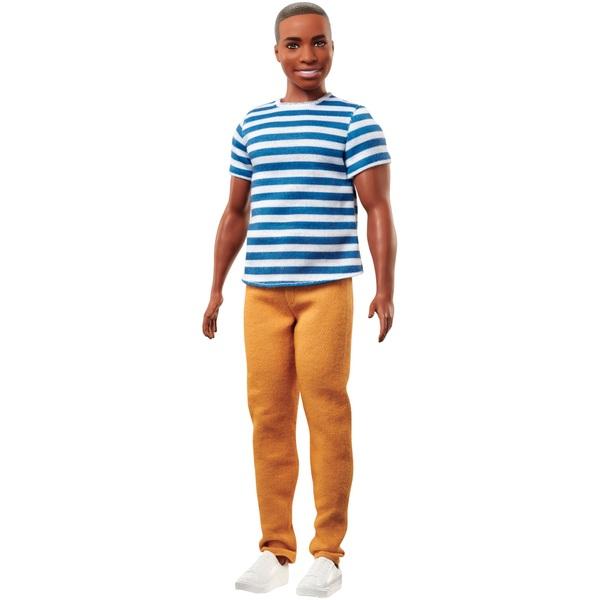 Barbie Ken Fashionista - Super Stripes Doll