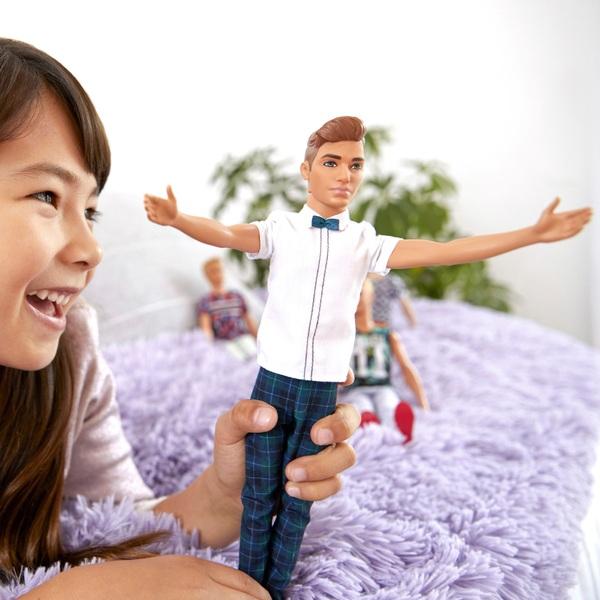 Barbie Ken Fashionista - Slick Plaid Doll