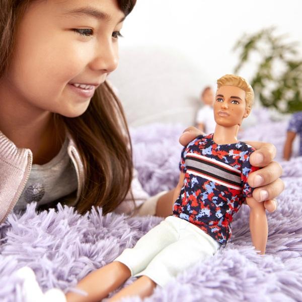 Barbie Ken Fashionista - Hyper Print Doll
