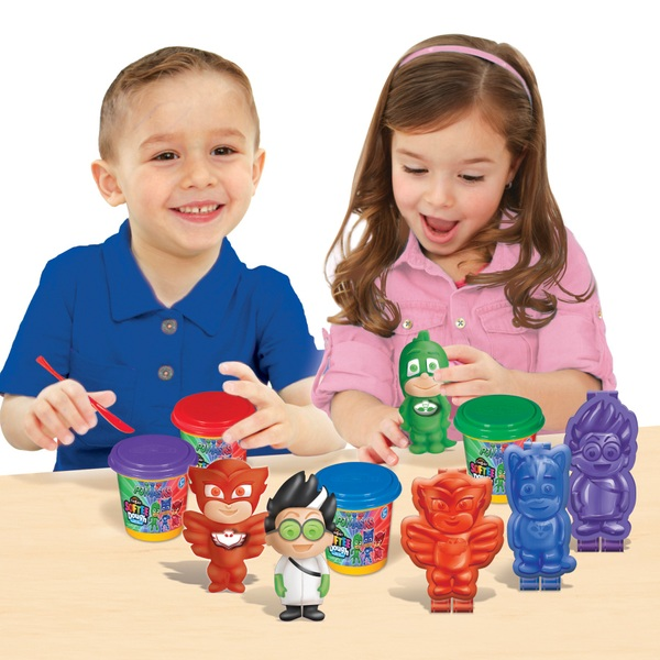 PJ Masks Mold & Play 3D Figure Maker