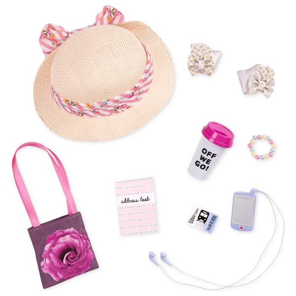 Glitter Girls Places to Go Accessory Set