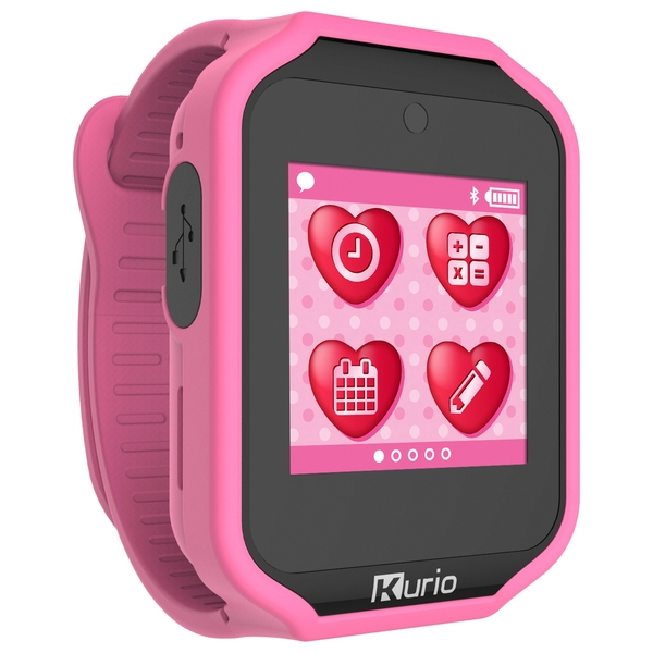 Kurio Watch 2.0 + Pink and Purple Strap