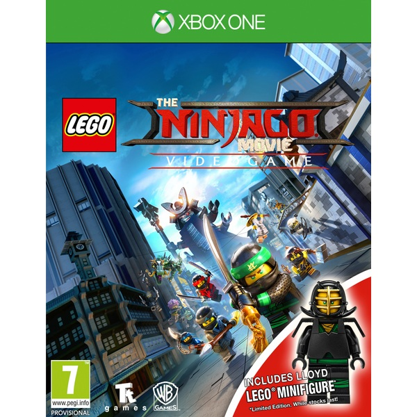 Lego Games For Xbox 1 : The lego ninjago movie video game xbox one games uk