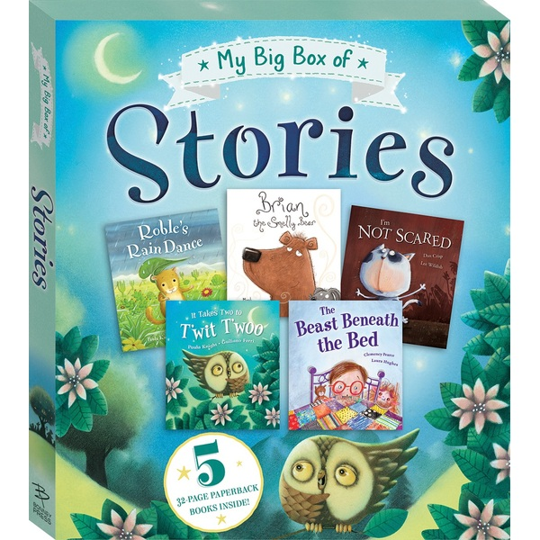 My Big Box of Stories (5 Books Inside)