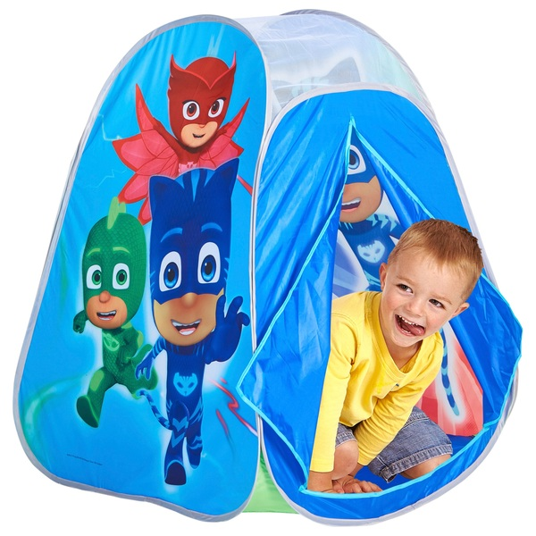 PJ Masks Pop Up Tent  sc 1 st  Smyths Toys & PJ Masks Pop Up Tent - Play Houses u0026 Tents UK