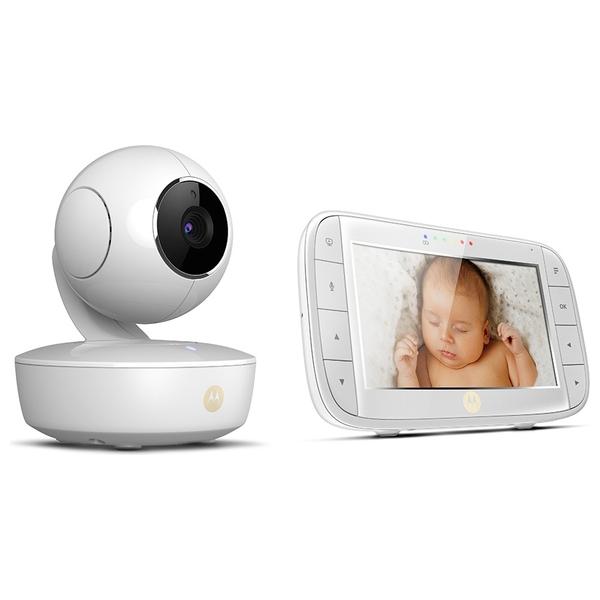 Motorola MBP50 Digital Video Baby Monitor with 13cm Screen