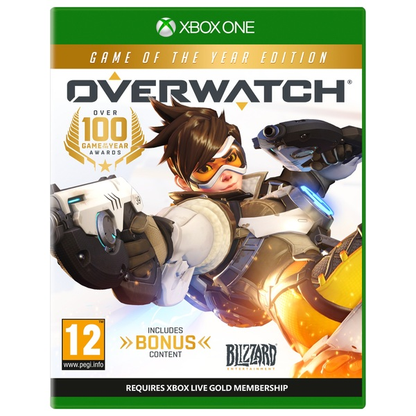 Paranorman Game Xbox One : Overwatch game of the year edition xbox one