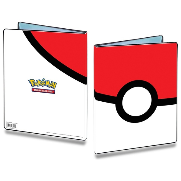 Pokémon Trading Card Game: Pokéball Portfolio (9-Pocket)