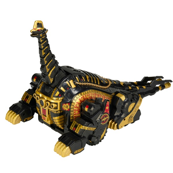 Power Rangers Legacy Black & Gold Titanus