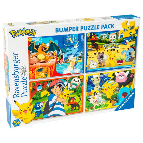x 100 Piece Count Bumper Puzzle Pack