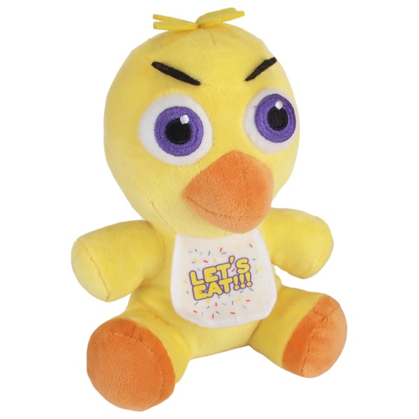 Five Nights At Freddy's Chica 15cm Plush