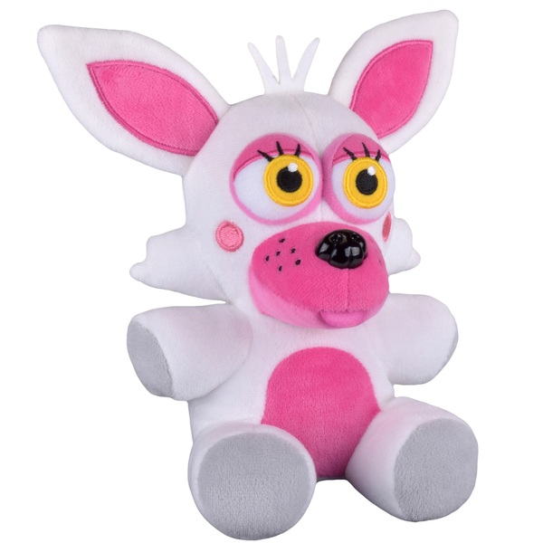 Five Nights At Freddy S Funtime Foxy 15cm Plush Five