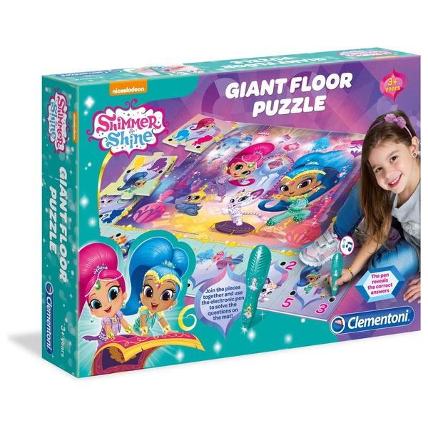 Shimmer And Shine Giant Electronic Floor Puzzle
