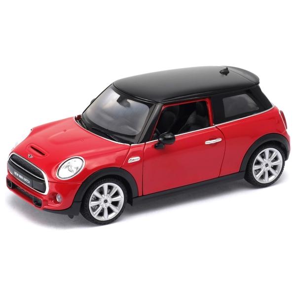 1:24 Diecast New Mini Hatch