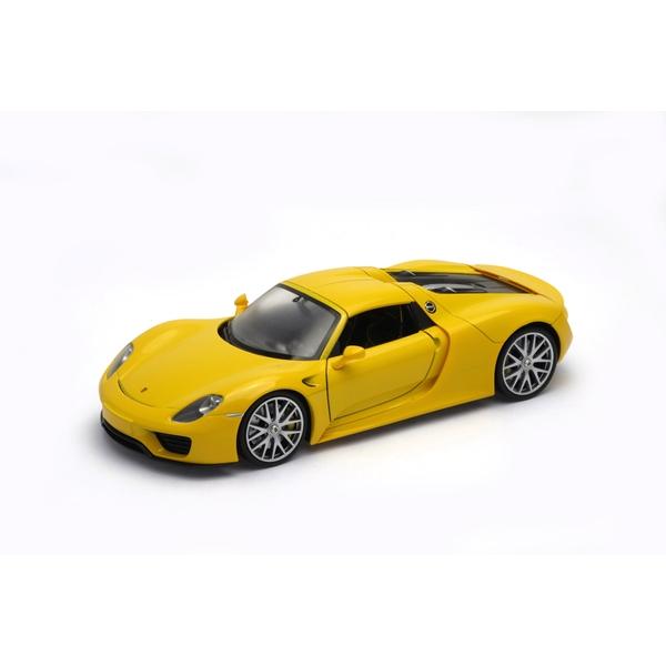 1:24 Diecast Porsche 918 Spyder