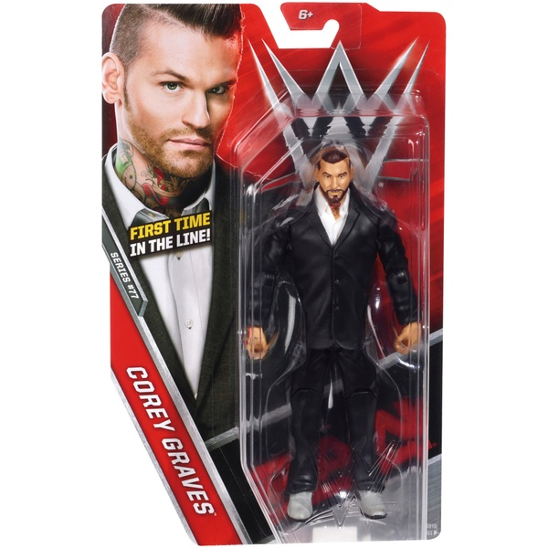 WWE Basic Series 77 Corey Graves Action Figure