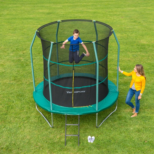 8ft Trampoline With Safety Net