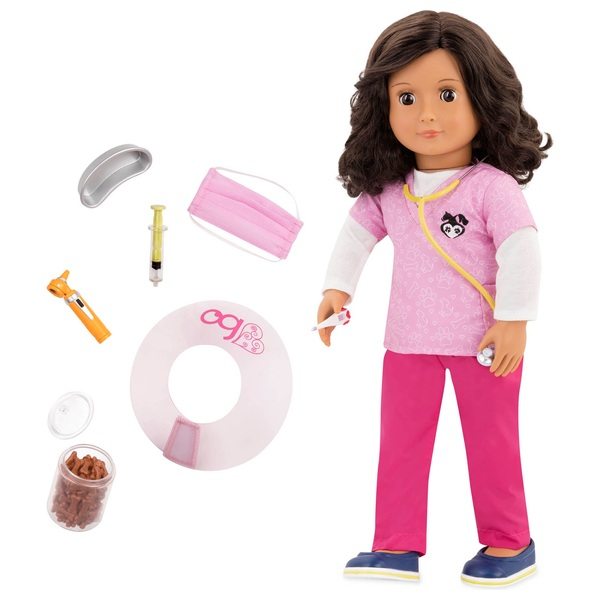 Our Generation Paloma Professional Vet Doll