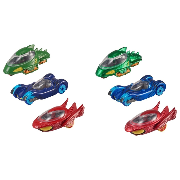 PJ Masks Diecast Vehicles - Assortment