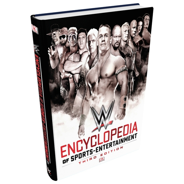 WWE Encyclopedia Of Sports Entertainment - 3rd Edition