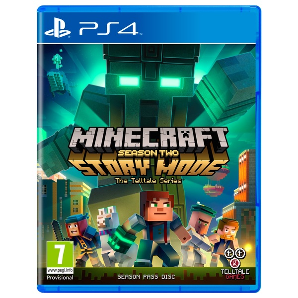 Minecraft Story Mode: Season Two The Telltale Series PS4