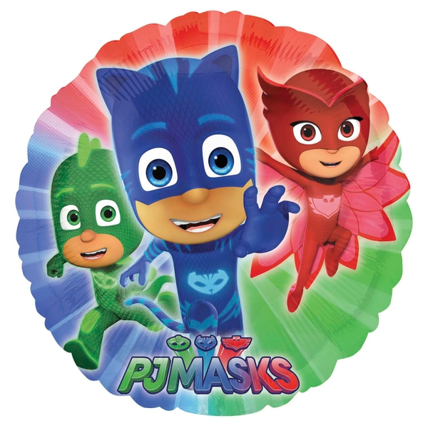 PJ Masks Standard Foil Balloon