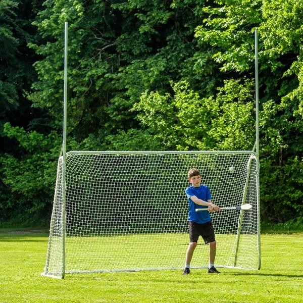10ft x 6ft Multi Sports Steel Goal