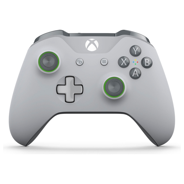Xbox One Wireless Special Edition Grey/Green Controller