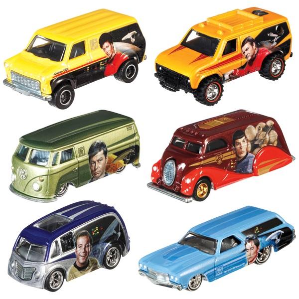 Hot Wheels Pop Culture Assortment Vehicles