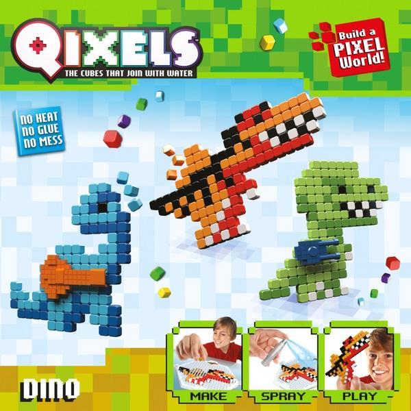 Qixel Theme Pack S2 Assortment