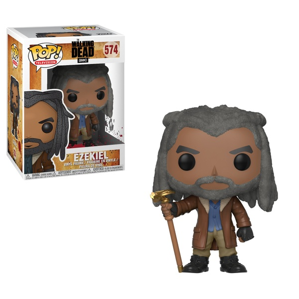 POP! Vinyl: Walking Dead Ezekiel