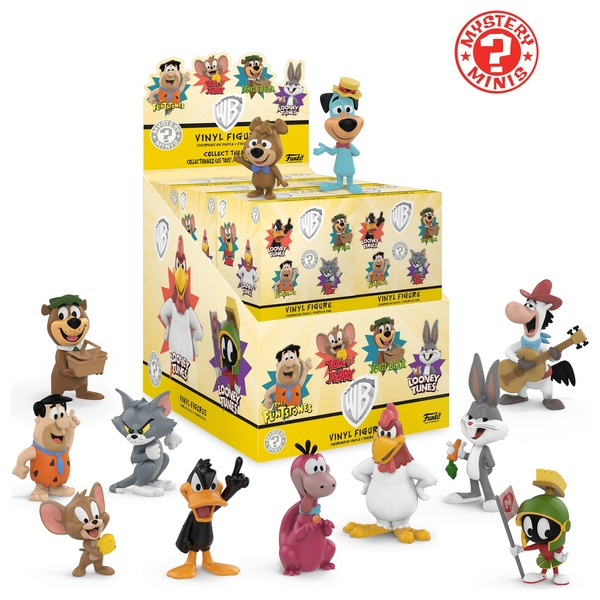 Mystery Minis: Warner Bros Classic Cartoons  - Assortment