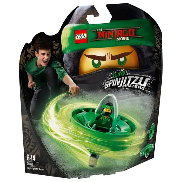 LEGO 70628 Ninjago Movie Lloyd Spinner - LEGO Ninjago UK