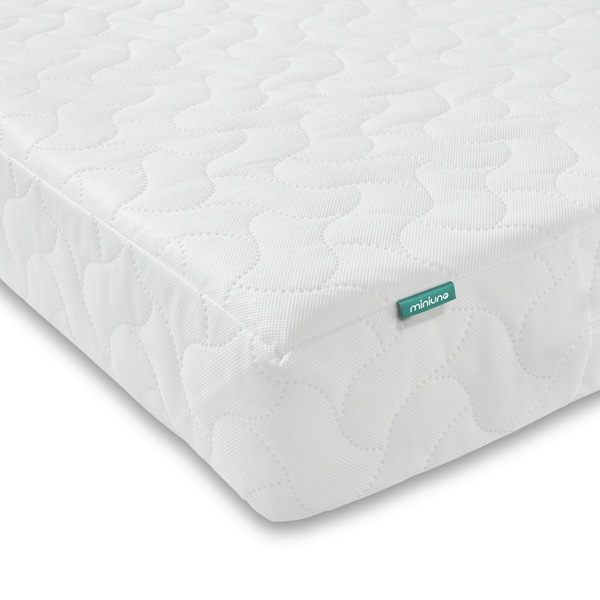 Mini-Uno 140x70cm Essential Spring Mattress Cot Bed