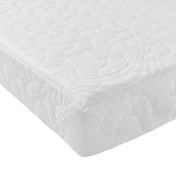 Mini-Uno Essential Spring Mattress Cot 120x60cm