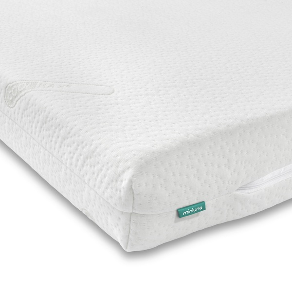 Mini-Uno Coolmax Pocket Spring Cot Bed Mattress 140x70cm