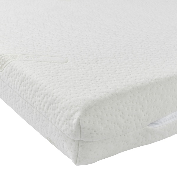 Mini-Uno Coolmax Pocket Spring Cot Mattress 120x60cm